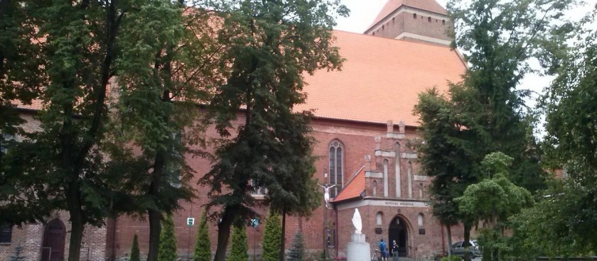 Basilica of St. George, Kętrzyn