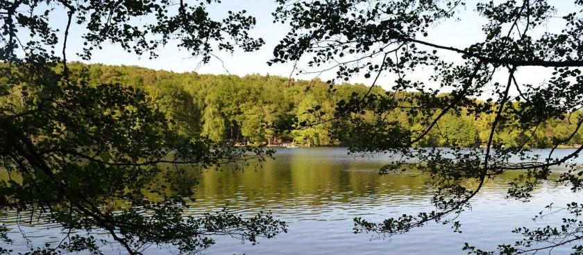 Bathing lakes