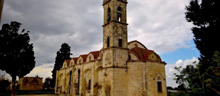 Church of the Holy Trinity, Dipkarpaz