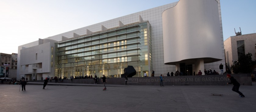 d'Art Contemporani de Barcelona Museum