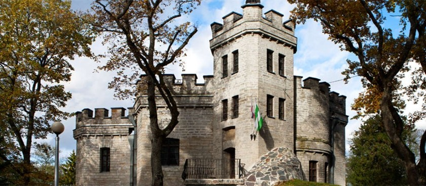 Glehn's Castle