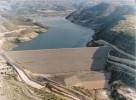 Kouris Dam, Kantou