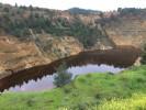 Mitsero Lake (Blood Lake)