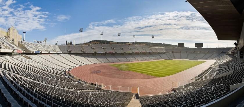 Olympic Stadium Lluís