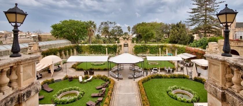 Palazzo Parisio and Gardens