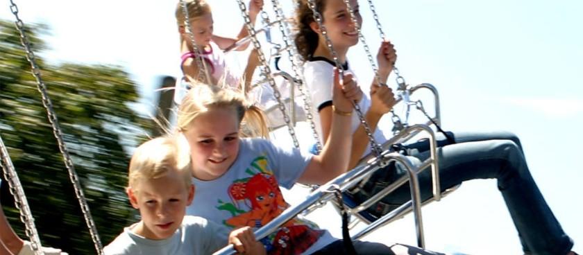 Prater Amusement Park