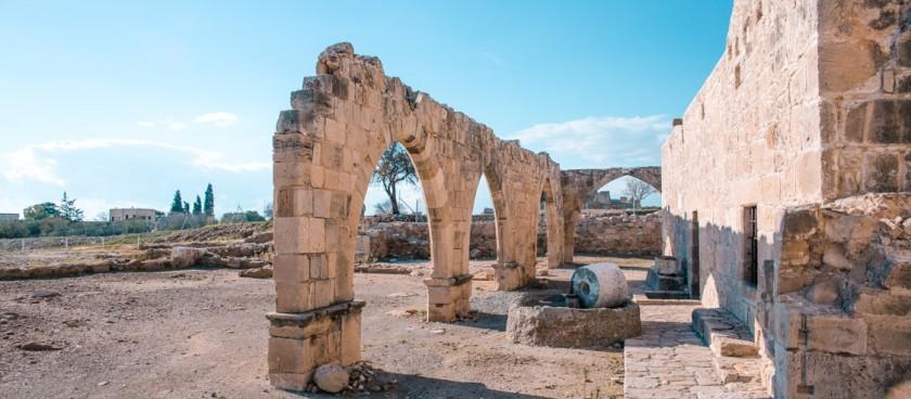 Sanctuary of Aphrodite, Palepaphos