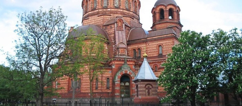 The Lord's Resurrection Cathedral