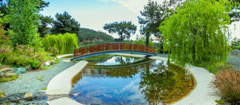 Troodos Botanical Garden