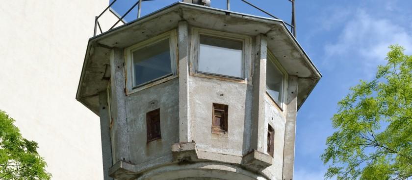 Watchtower at Potsdamer Platz