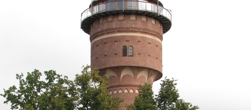 Water Tower, Giżycko