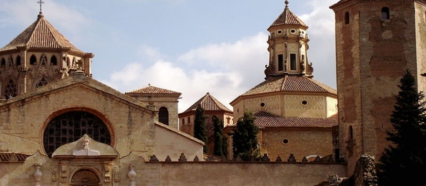 El Poblet Monastery