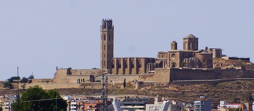 La Seu Vella - Old Cathedral of Lleida
