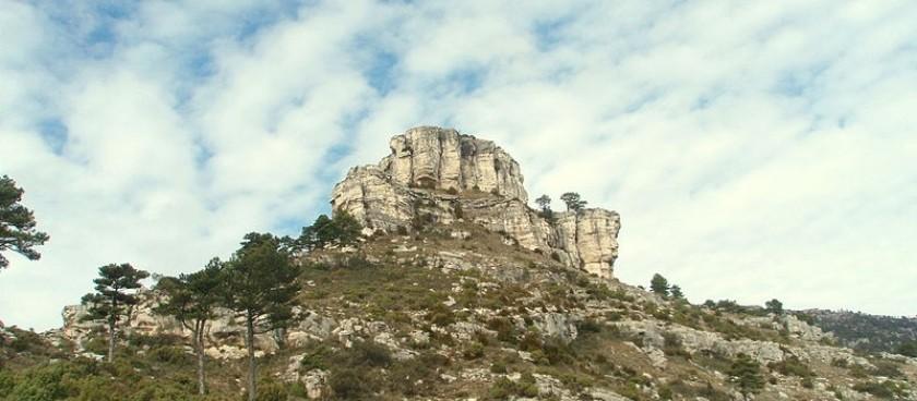 Trail Molas de Castellona and Moro from Col de Vicari