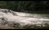 Abava Rumba Waterfall