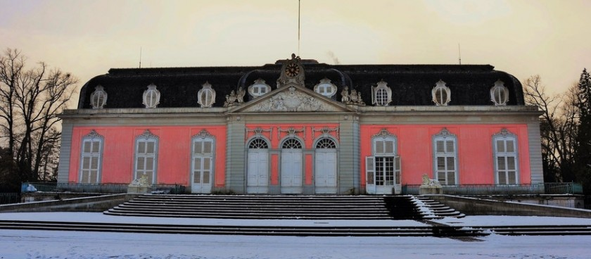 Benrath Castle(Schloss Benrath)