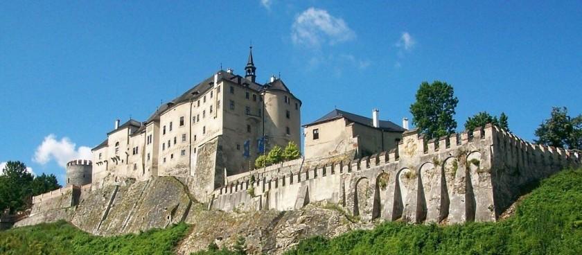 Cesky Sternberk - an impregnable castle