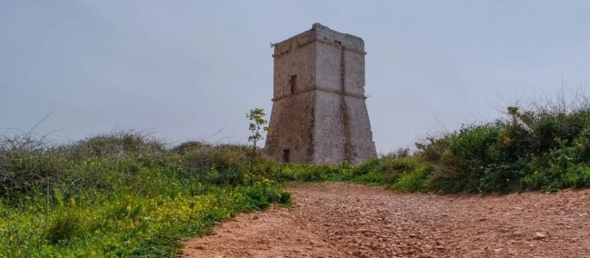 Ghajn Mixkuka Tower