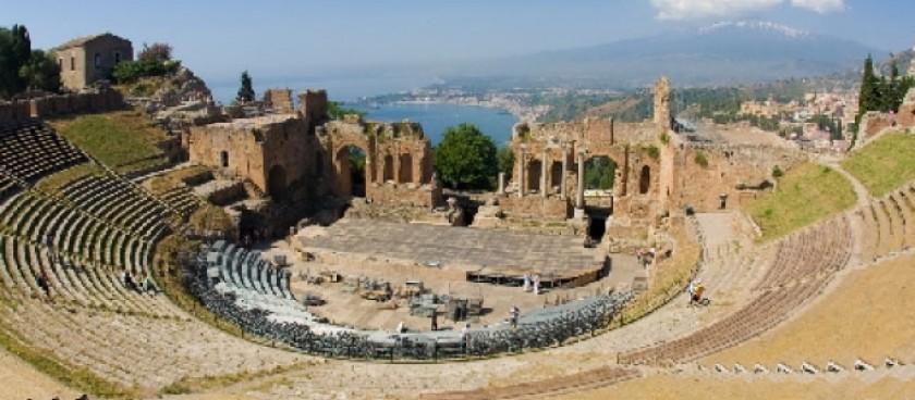 Greek Theatre of Taormina