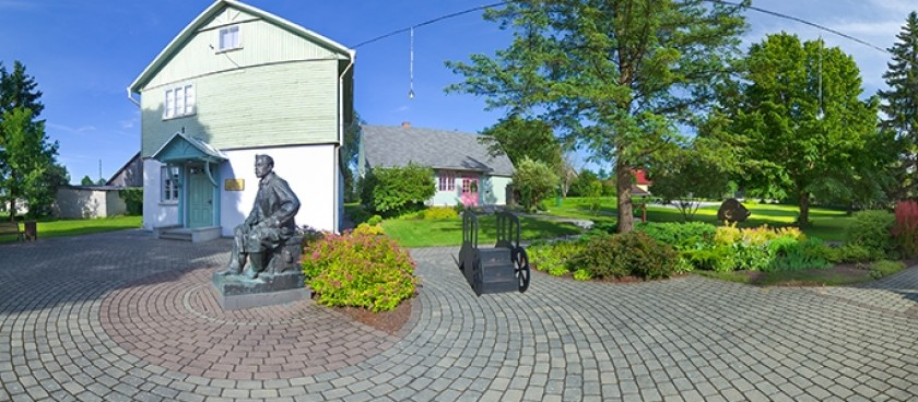 J. Rozentals' Museum of History and Art, Saldus