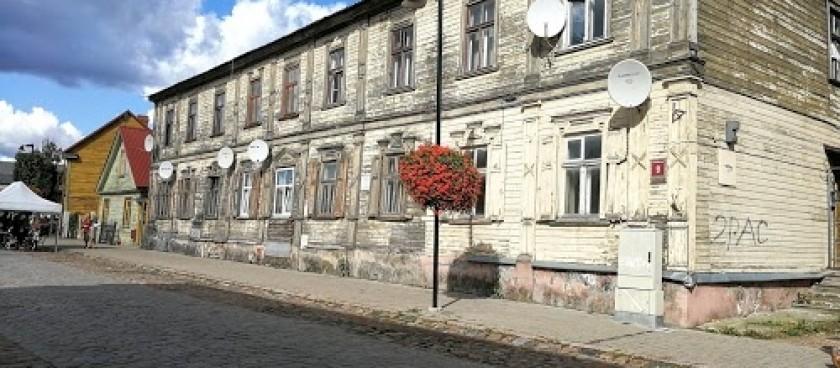 Jelgava Old Town Quarter