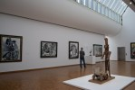 Hall of works by Pablo Picasso