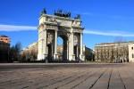 Parco Sempione & Arco della Pace