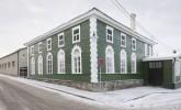 Rezekne Green Synagogue