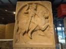 Cavalry tombstone