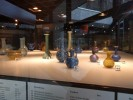 Roman glass collection