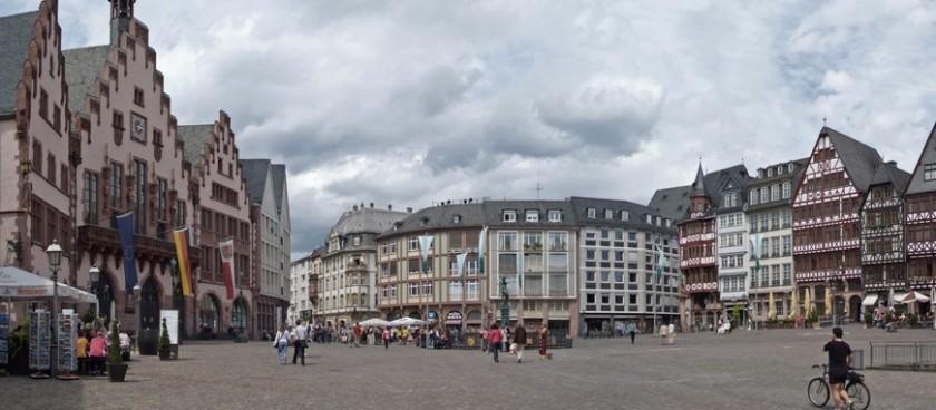 Romer Square(Römerberg)