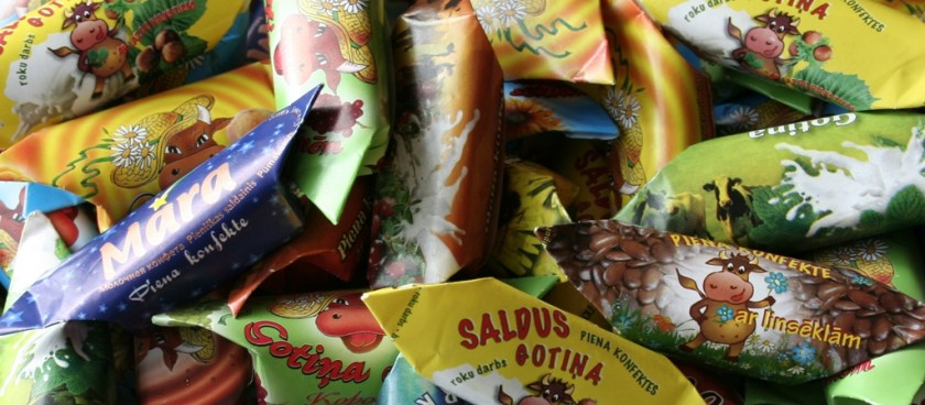 "Saldus Food Fctory and Candy ""Gotina"""