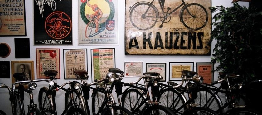 Saulkrasti Bicycle Museum
