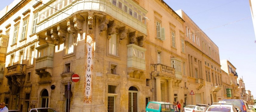 The Manoel Theatre