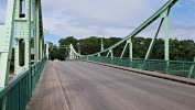 The Oskars Kalpaks Bridge