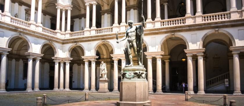 The Royal Palace of Milan
