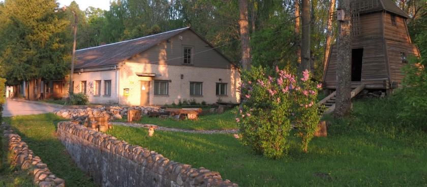 The Skrinda family museum