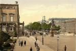 Berlin, Unter den Linden, 1861