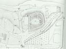 Design of the park on the Valkhof by Johan David Zocher. Nijmegen Regional Archives