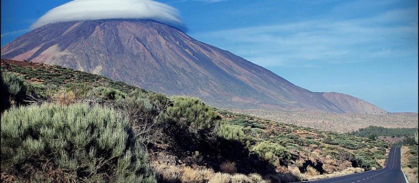 Volcan El Teide